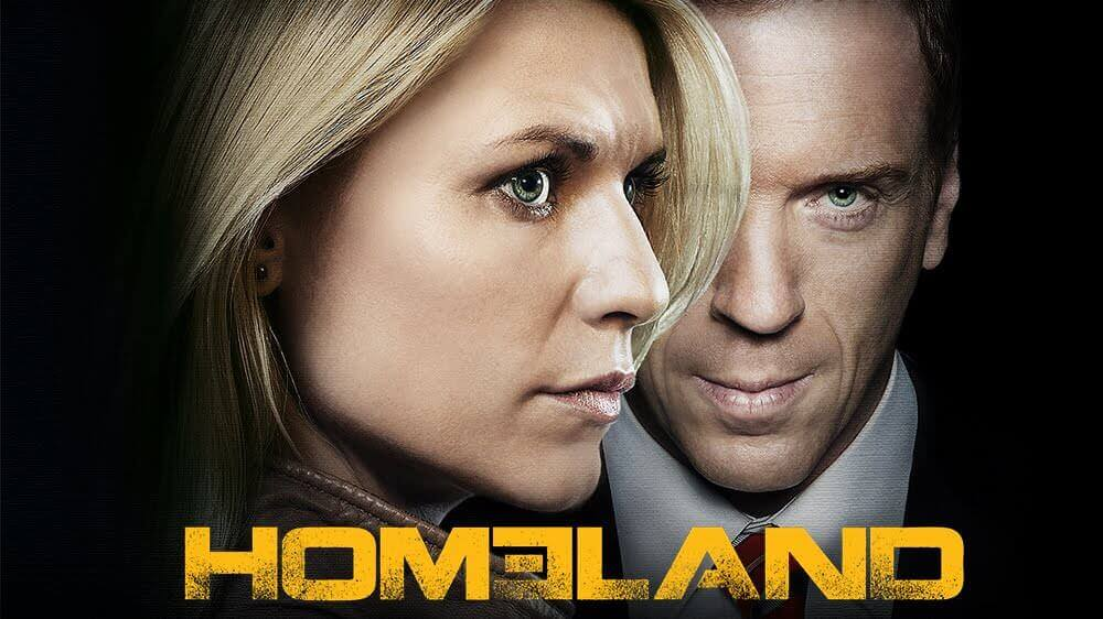 Homeland Seasons 1 & 2 streaming on Netflix UK from March ...