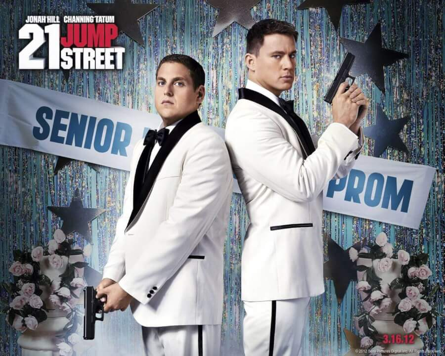 Where is '21 Jump Street' streaming on Netflix?