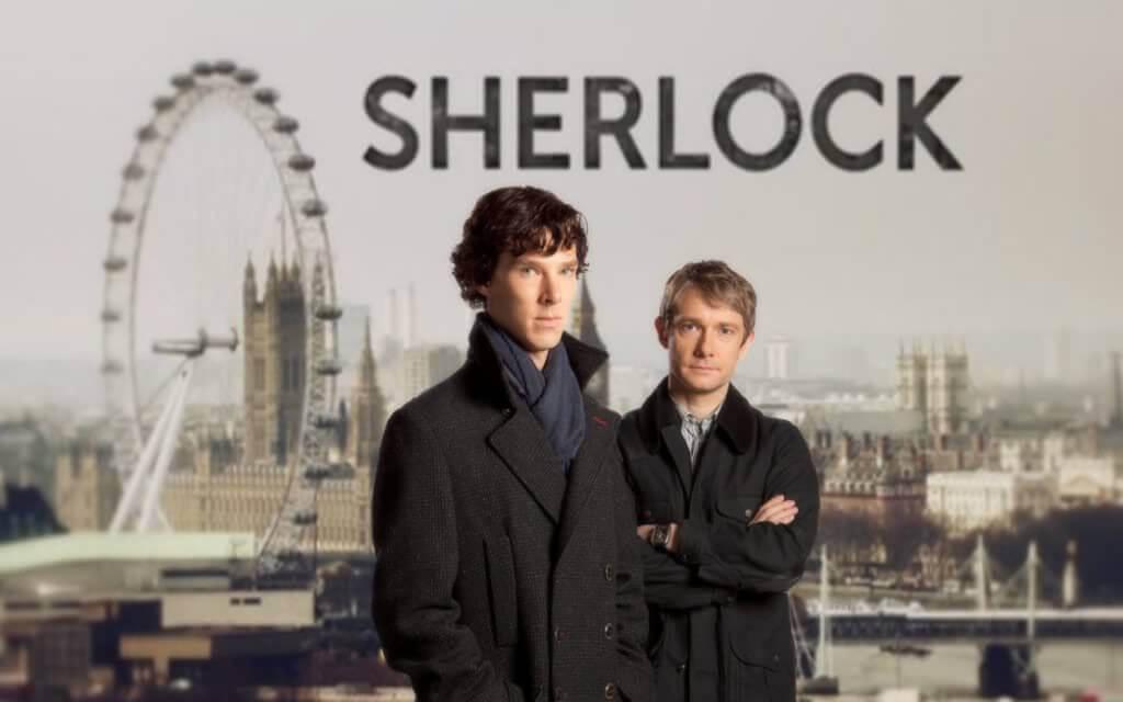 London Sherlock Wallpaper Season 3 of Sherlock Streaming