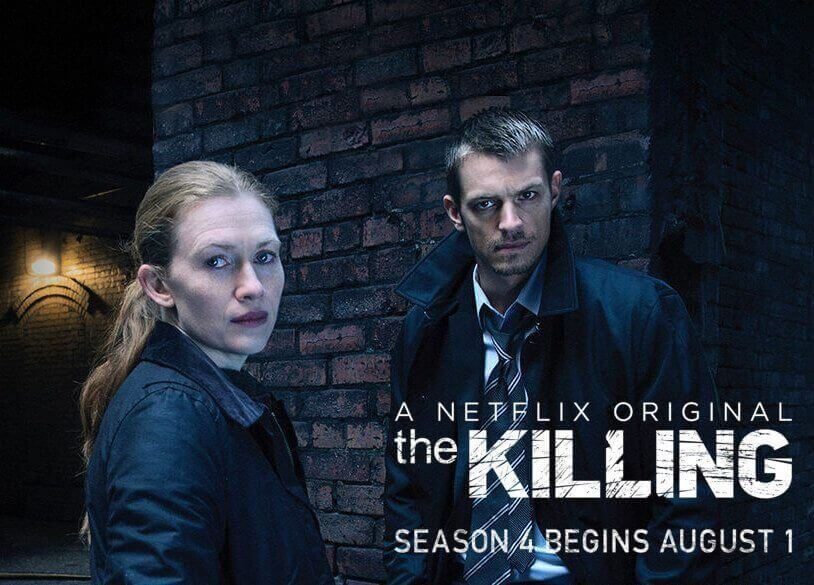 The Killing Netflix