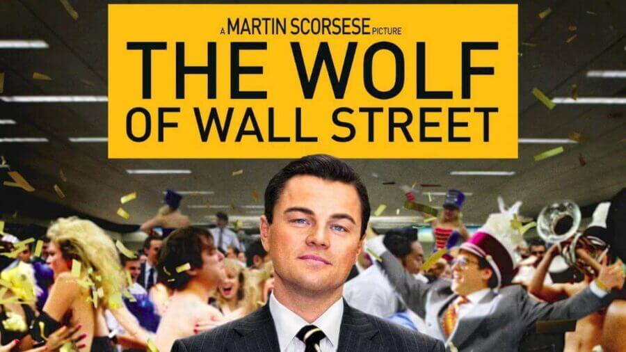 Wolf of Wall Street coming to Netflix US in December - What's on Netflix