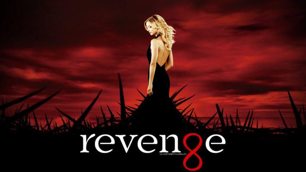 revenge season 4 on Netflix