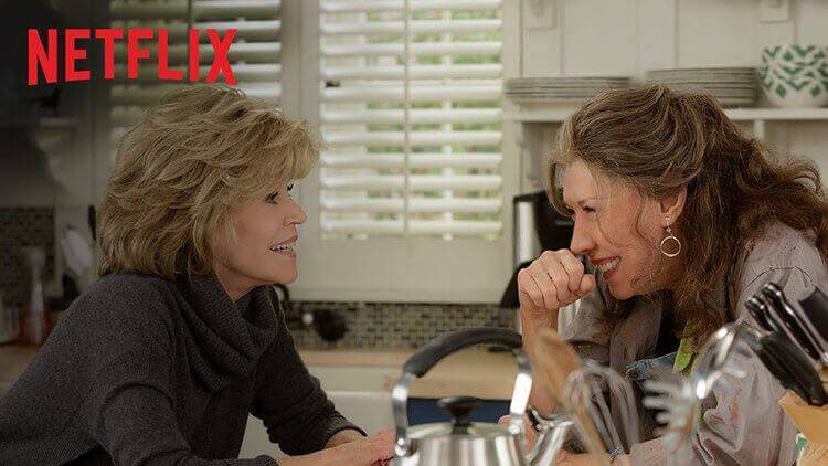 May 2015 Netflix New Releases - New TV