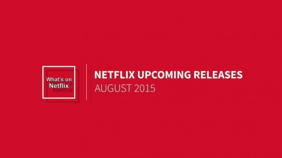 Netflix streaming release dates in Melbourne