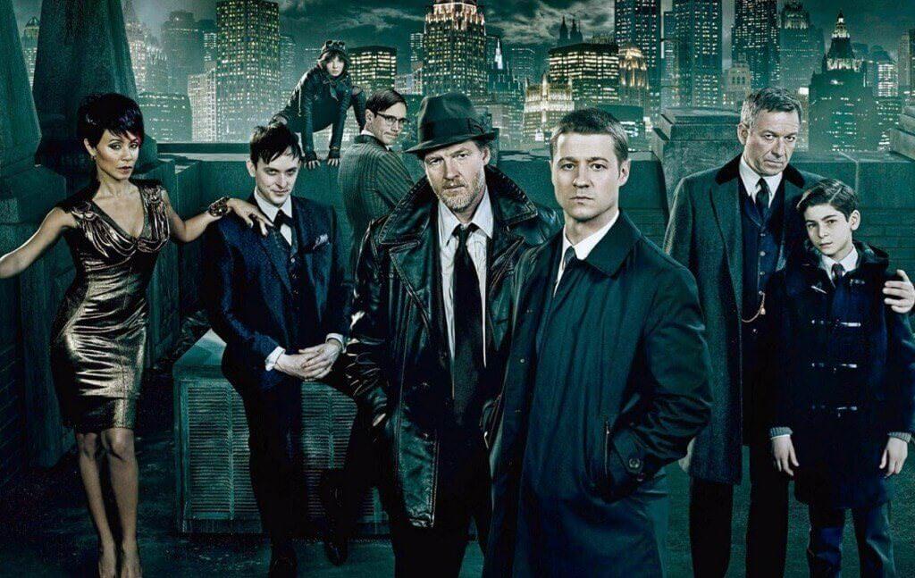Gotham Season 2 Netflix