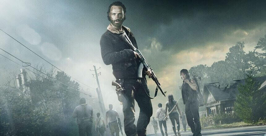 The Walking Dead - Season 5 streaming from September 27th