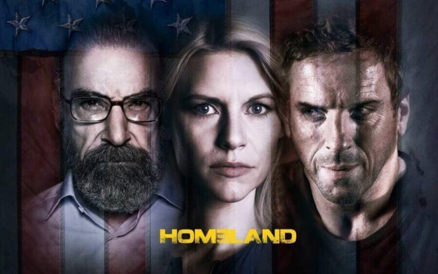Homeland season 4 netflix