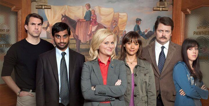 Good Parks And Recreation