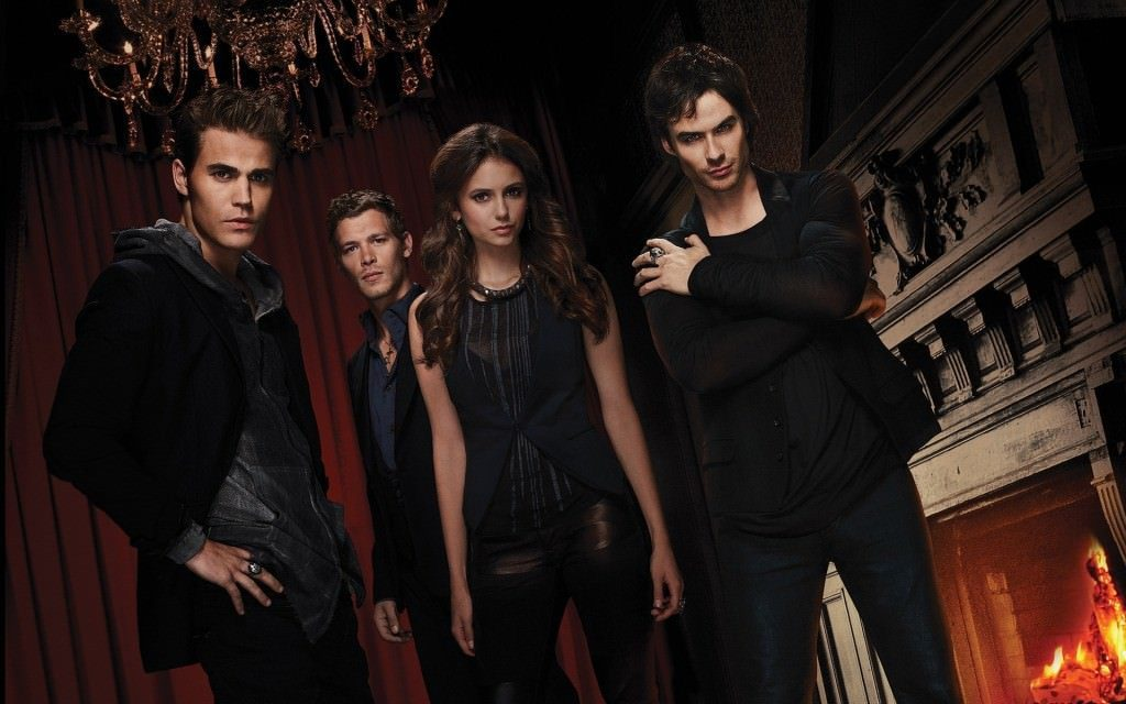 The Vampire Diaries: Season 6 now available on Netflix DVD