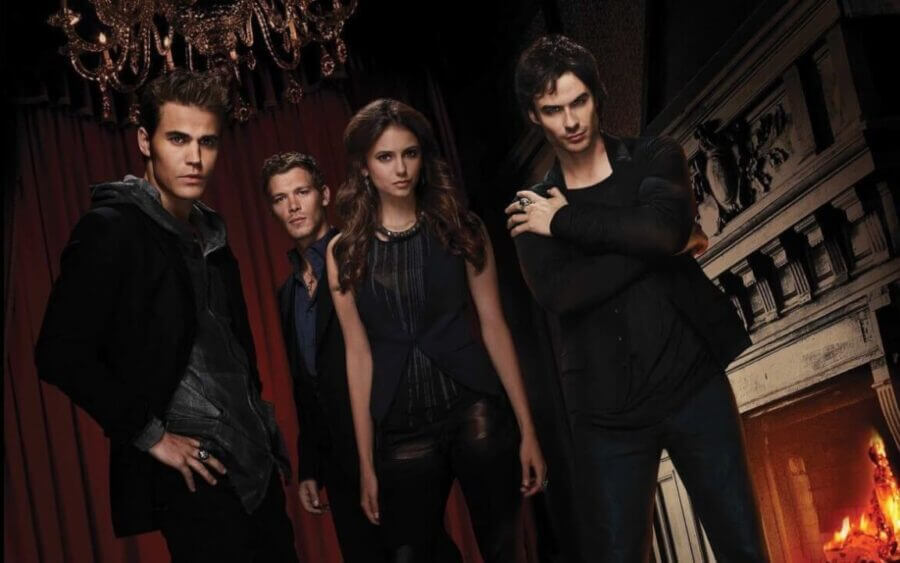 Wallpaper The Vampire Diaries: New Netflix DVD Releases : 1st September 2015