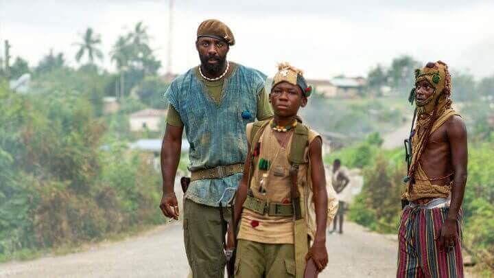 Beasts of No Nation - Idris Elba