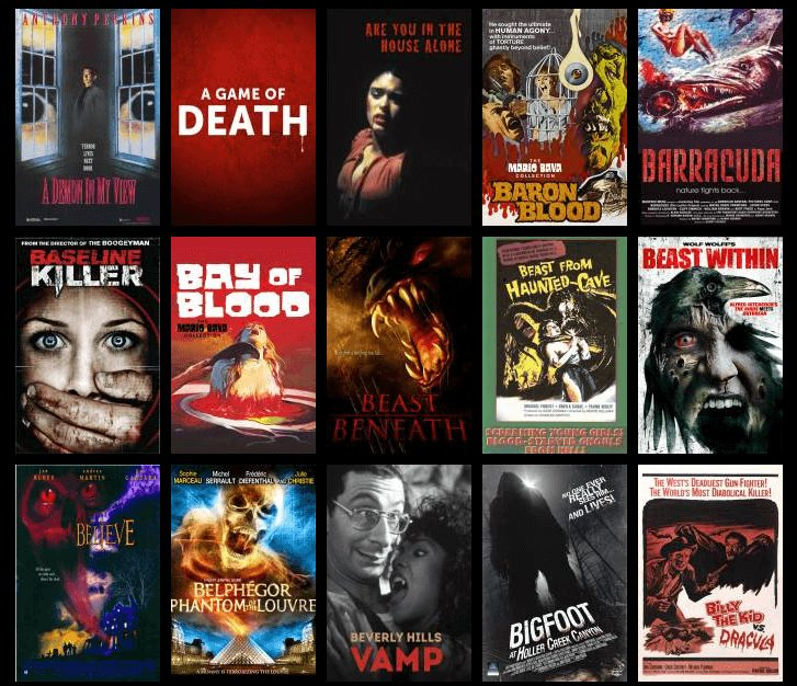 10 Great Horror Movies Your Kids Can Watch
