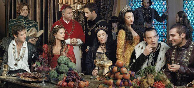 Tudors Netflix