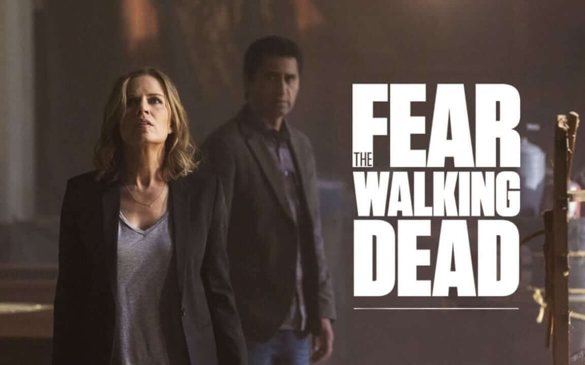 fear the walking dead netflix
