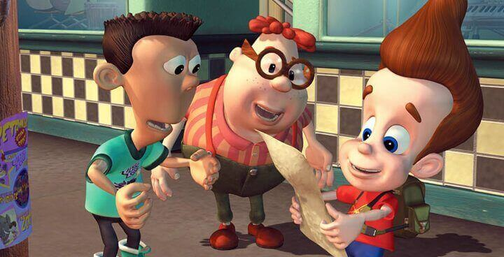 jimmy neutron beautiful gorgeou porns