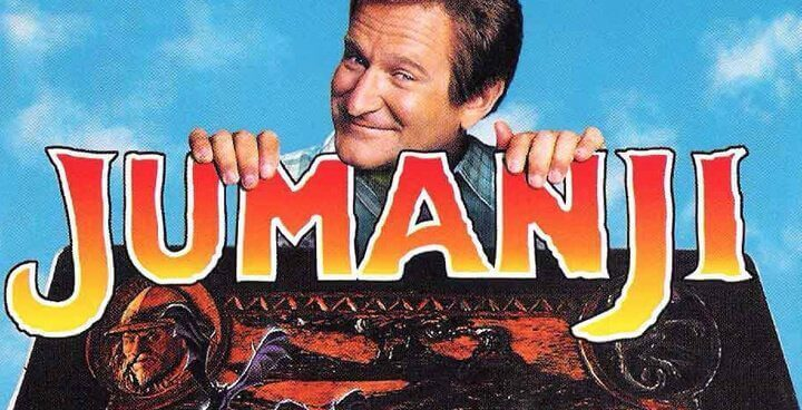 Jumanji 2 Netflix
