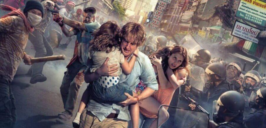 No escape 2015 now available on netflix dvd rentals