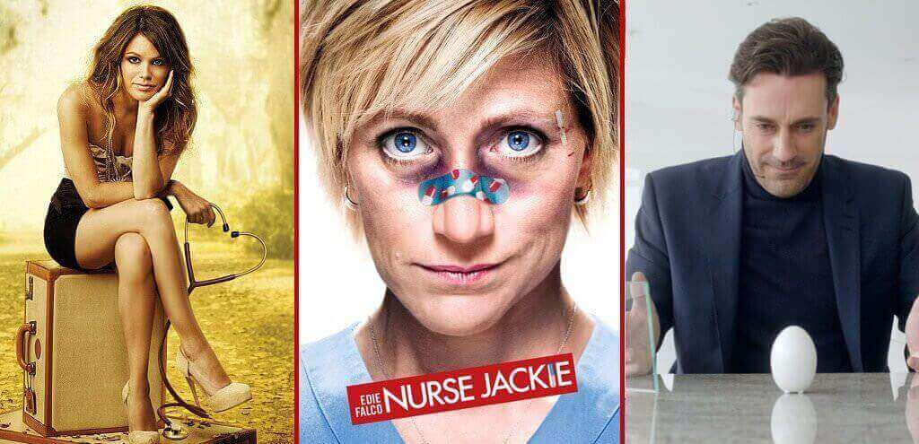 Hart of Dixie (Season 4), Complete Collection of Nurse Jackie and Black Mirror : White Christmas all scheduled to release in December.