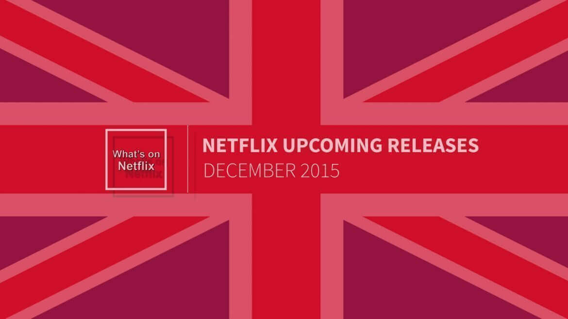 Every single new movie and TV show coming to Netflix