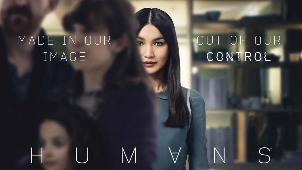 Humans-Netflix