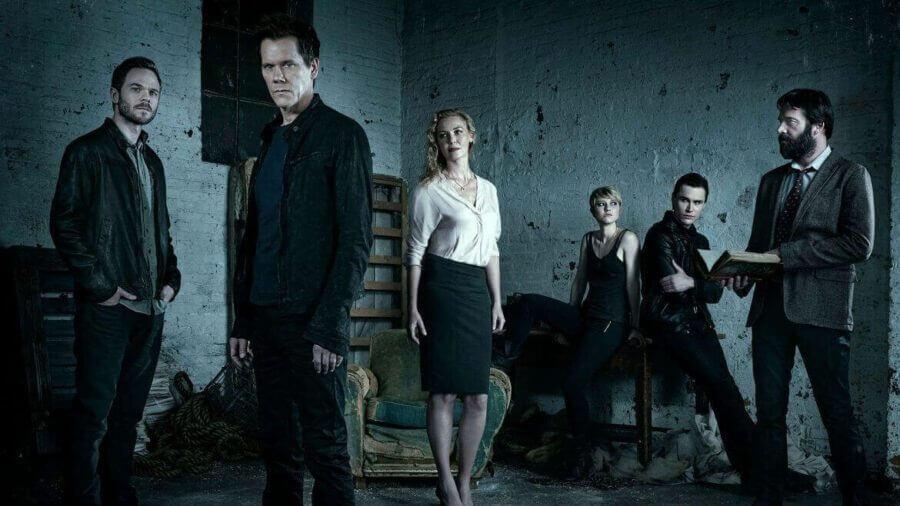 The Following Season 3 Release Date on Netflix