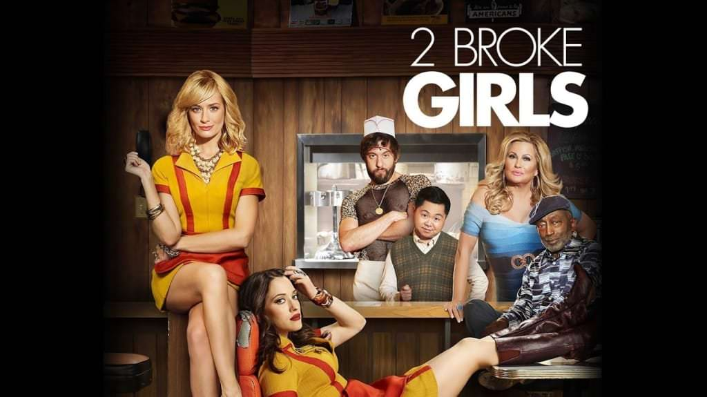 2 Broke Girls Netflix
