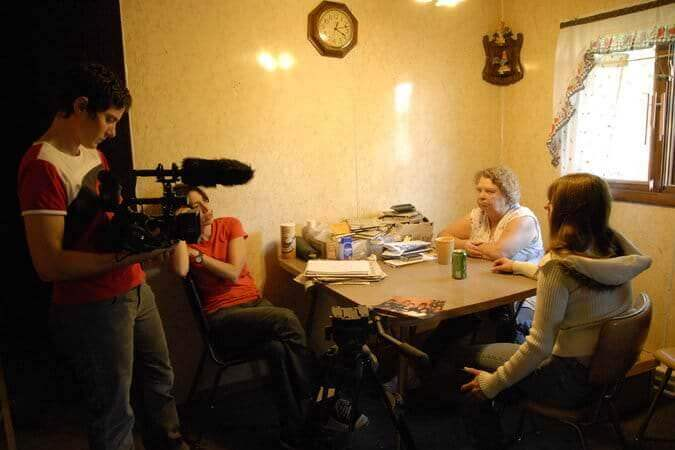 Making of Making A Murderer - Image from Netflix