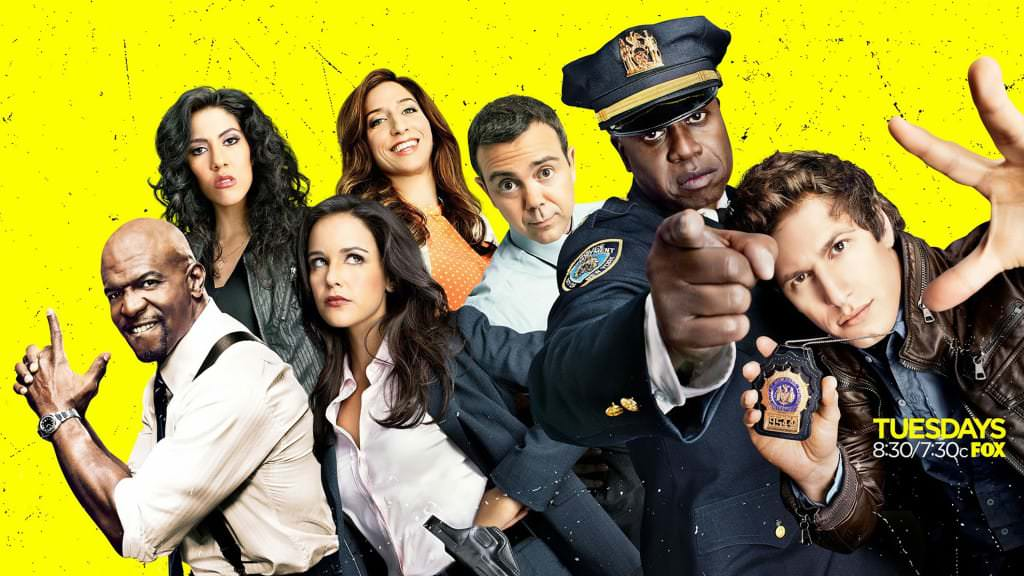 Brooklyn Nine-Nine on Netflix