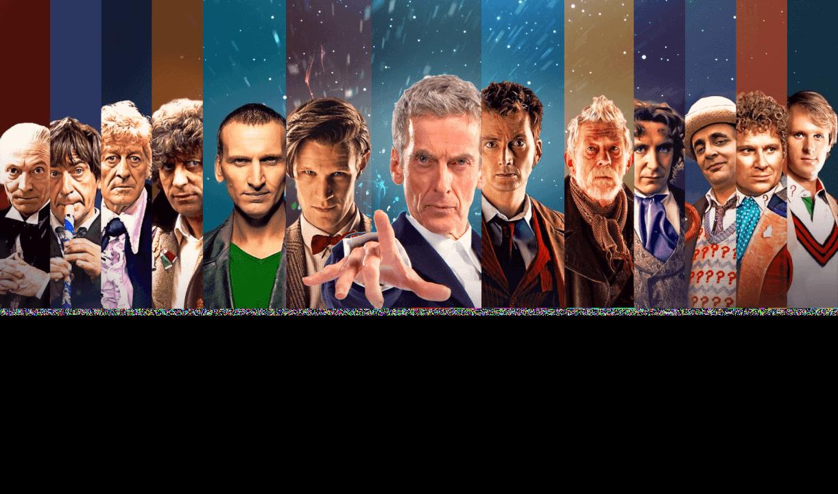 Dr Who Netflix