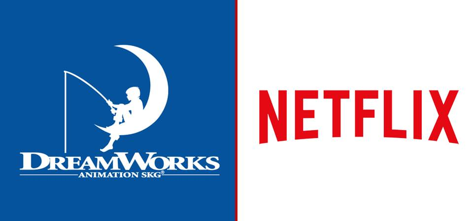 Dreamworks Animation and Netflix