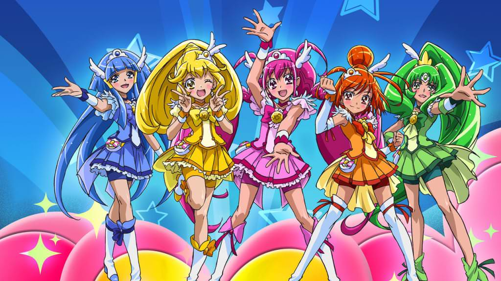 glitter-force-netflix-season-1