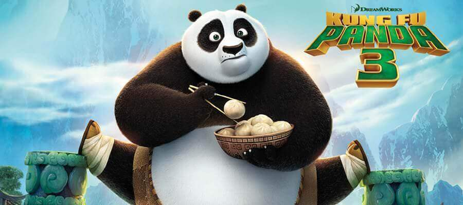 Kung Fu Panda 3 Netflix