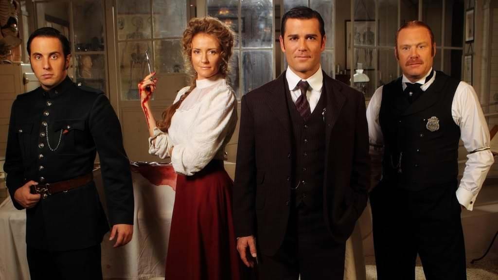 Murdoch Mysteries Series 4