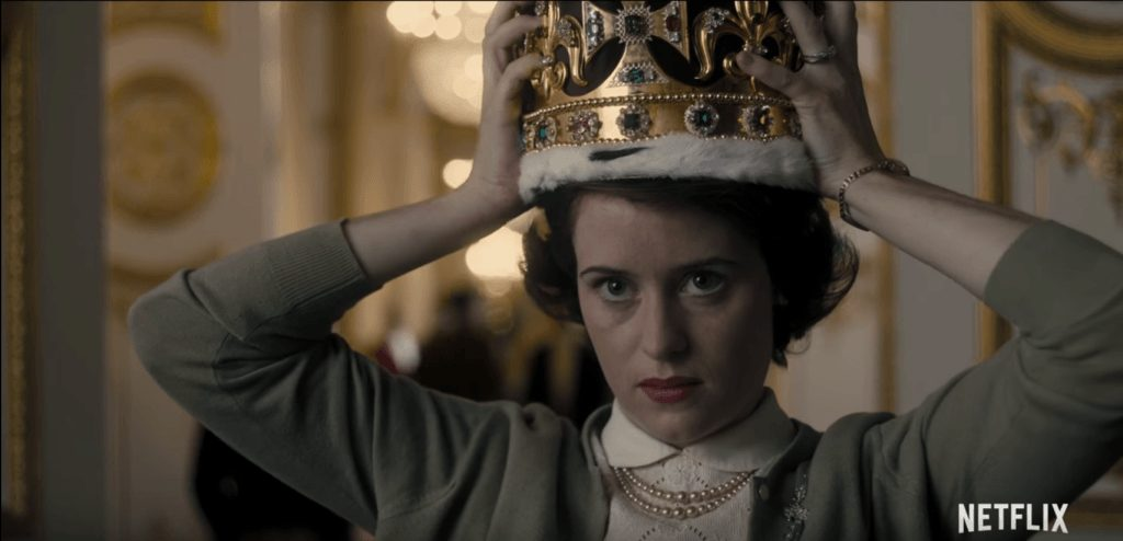 Netflix Original : The Crown