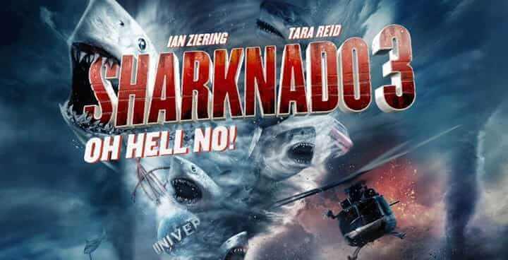 Sharknado 3 Netflix