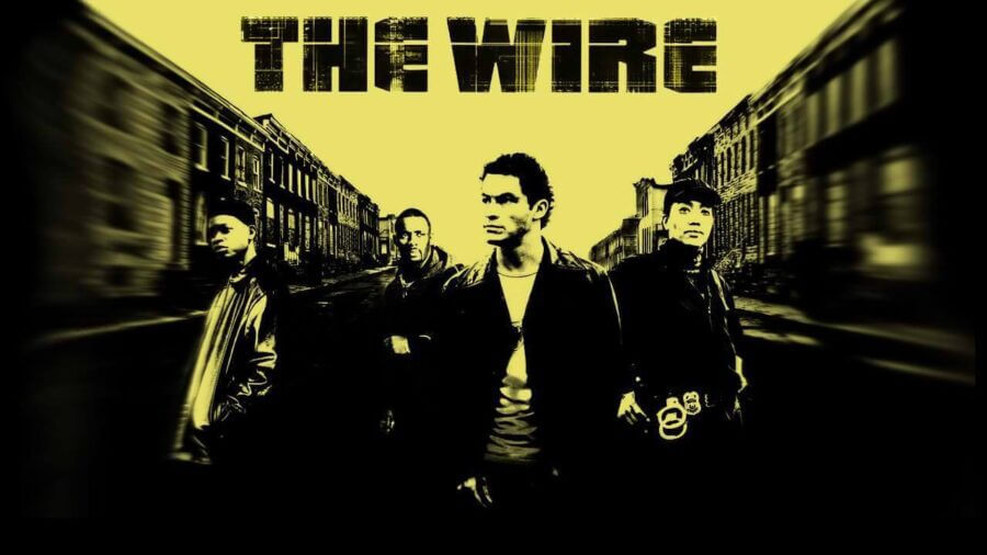 Series Like The Wire Streaming On Netflix