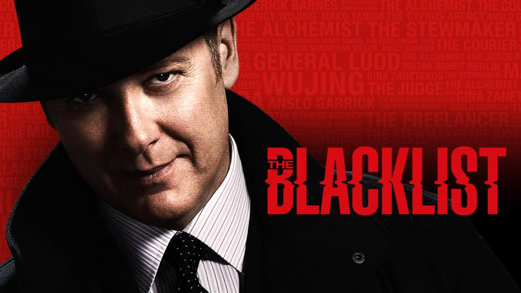 The Blacklist Season 3 on Netflix