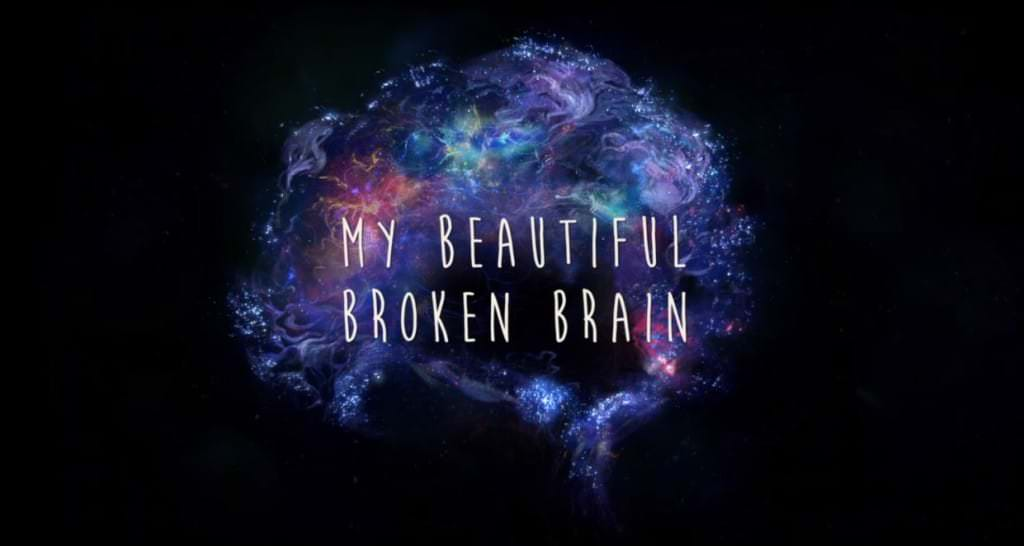 Netflix Original - My Beautiful Broken Brain Logo