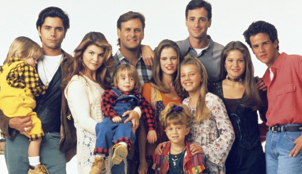 Delightful Original Full House