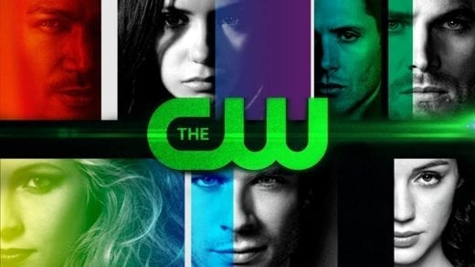 the cw shows netflix
