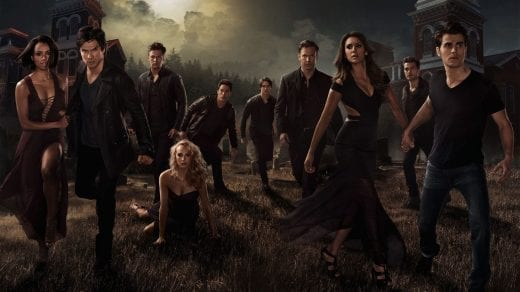the vampire diaries season 7 netflix