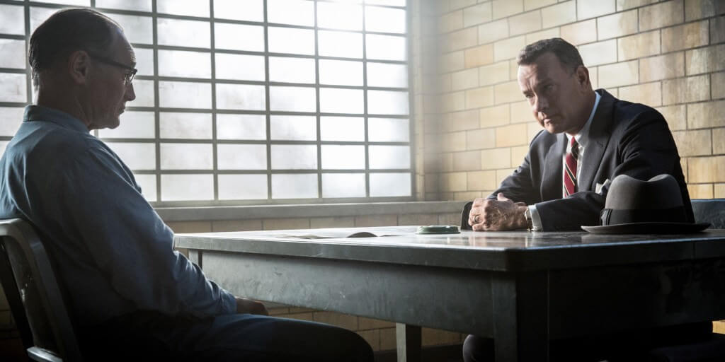 Bridge of Spies now on Netflix DVD