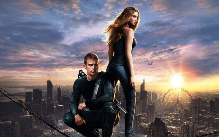 are the divergent movies on netflix? - what's on netflix