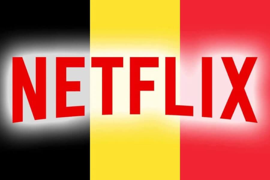 how to watch belgian netflix in australia