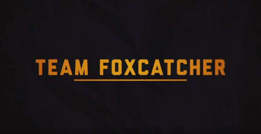 Team Foxcatcher Netflix Original