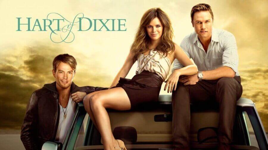 Hart Of Dixie Netflix