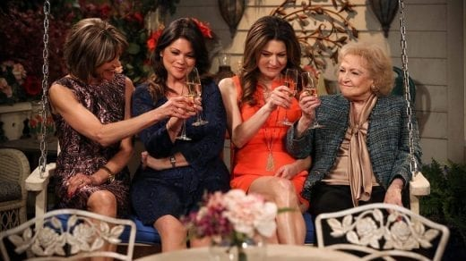 Hot in Cleveland on Netflix DVD