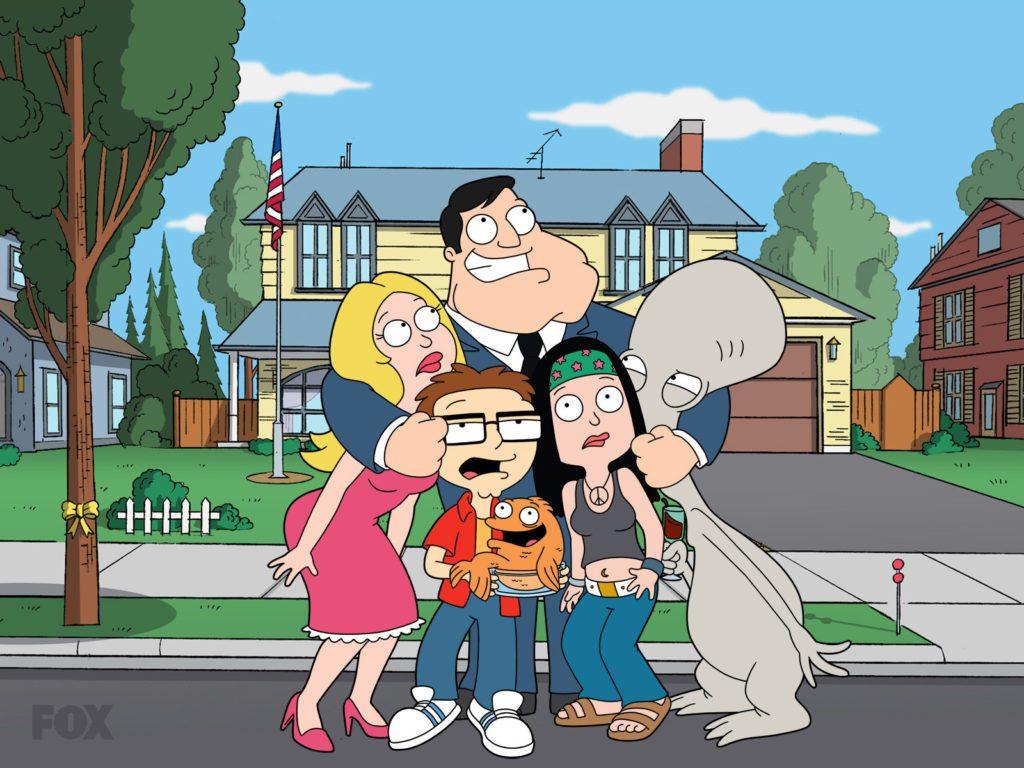 American Dad Season 11