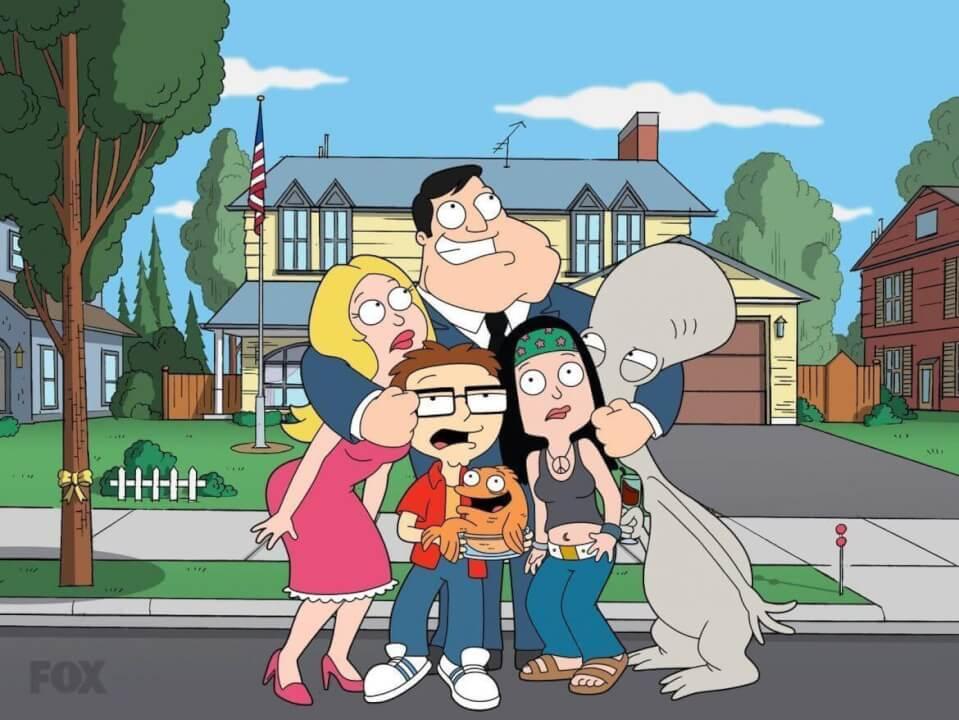 American Dad Netflix