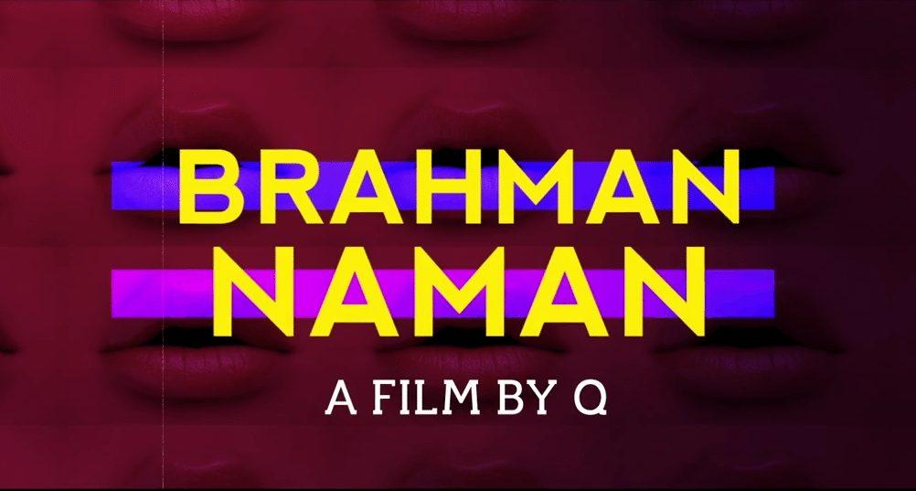 brahman-naman